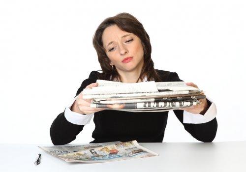 6 hábitos que estão impedindo você de conseguir um emprego