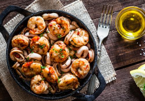 Comer frutos do mar estimula o desejo sexual – e agiliza a gravidez