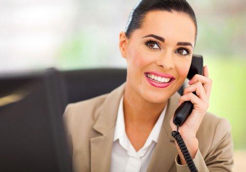 Protocolo de atendimento ao cliente por telefone