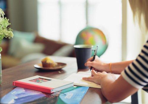 Escrever por uma hora ao dia pode melhorar a qualidade da sua vida.