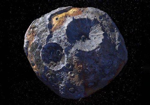 16 Psyche - O asteróide de 10 Quintilhões de Dólares