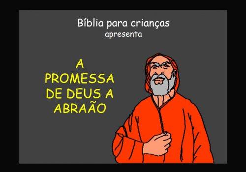 A Promessa de Deus a Abraão