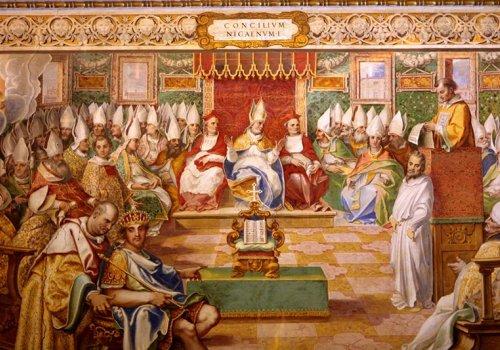 Concílio de Nicéia - A Gênese do Engano