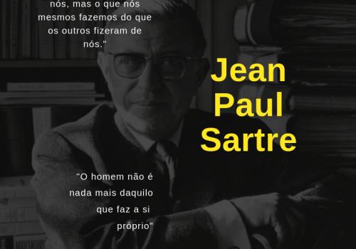 Dose Filosófica Diária: Sartre