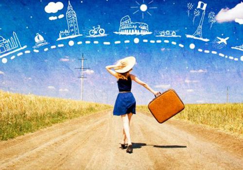 A importância de viajar
