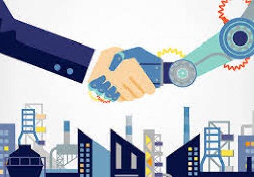 Abrançando a Quarta Revolução Industrial.