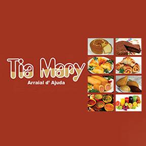 Tia Mary Salgados Café