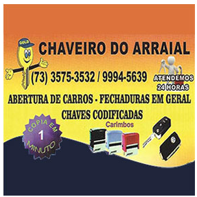 Chaveiro do Arraial