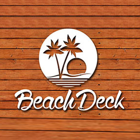 Cabana Beach Deck