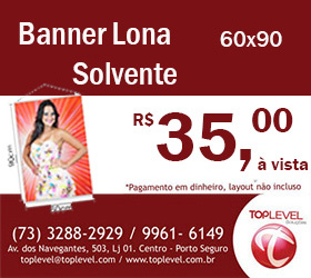 Banner Lona Solvente / 60x90